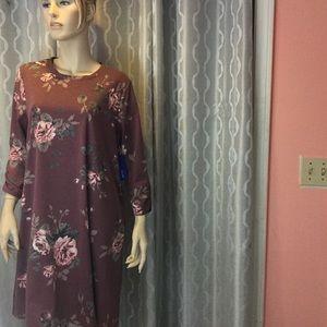 Stretch Knit Dress